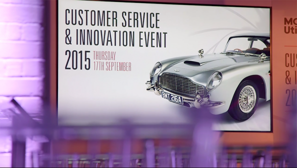 Customer Innovation Event 2015