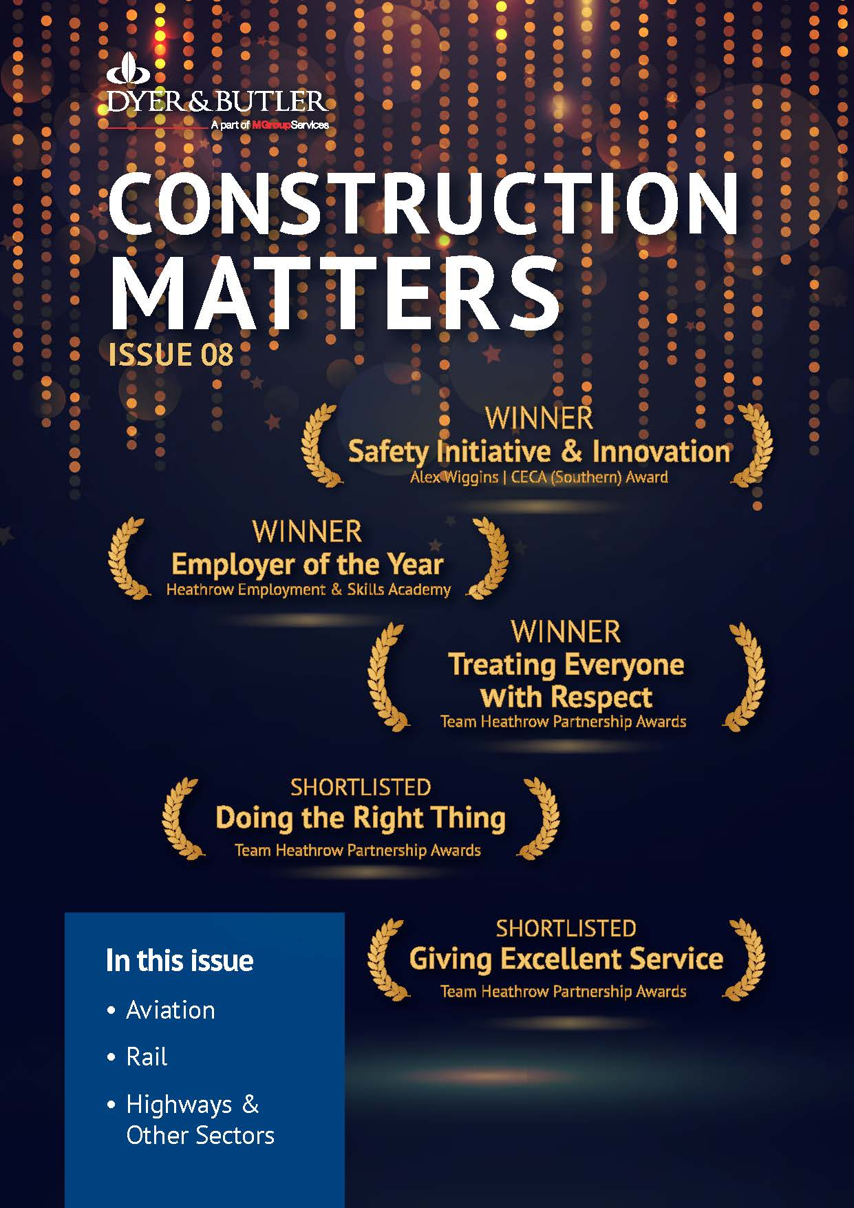 Construction Matters Issue 08