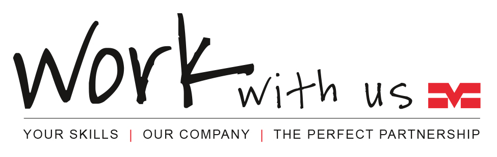 Work with us logo
